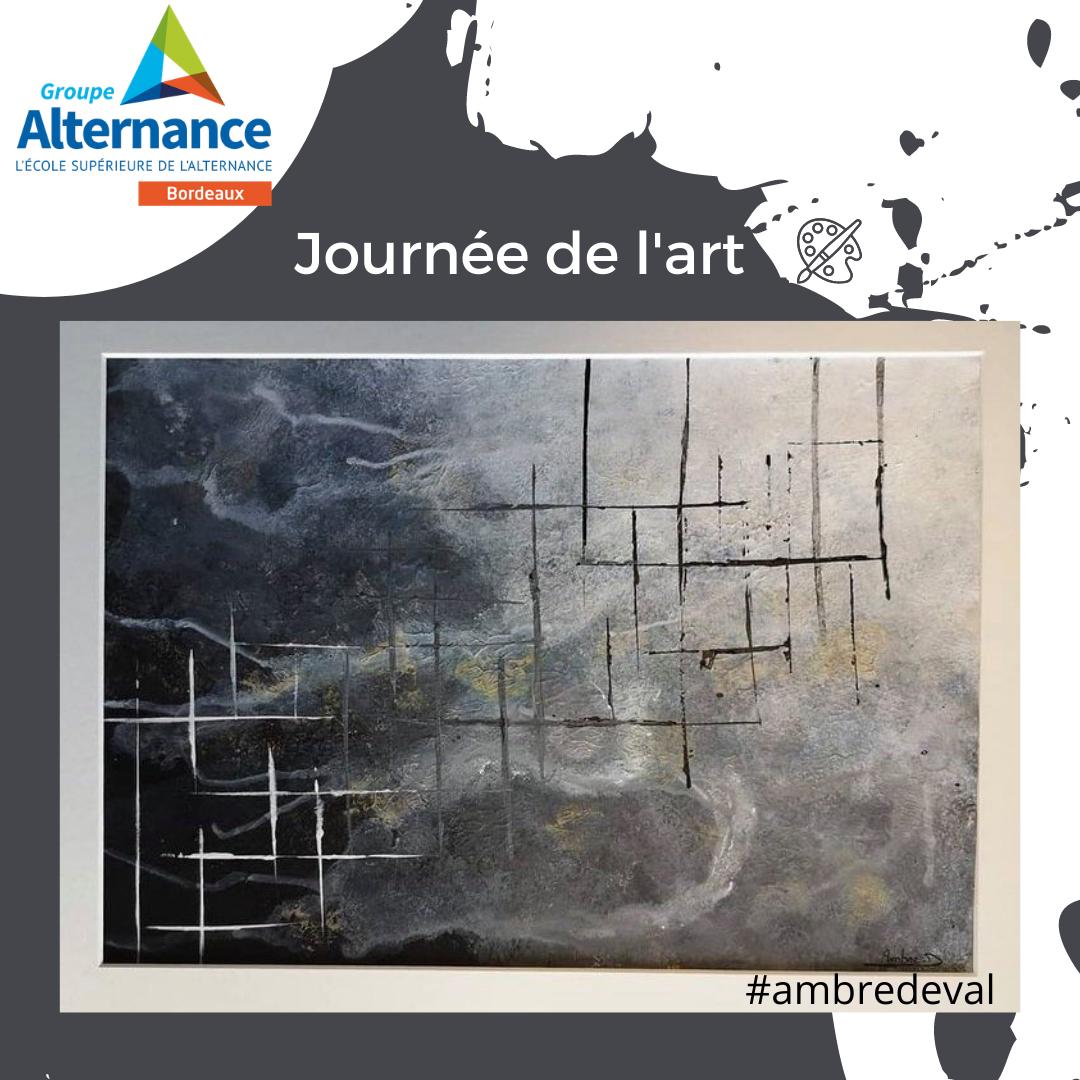 Journée de l'art à Groupe alternance Bordeaux